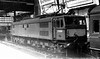 E27004 Juno Manchester London Road 10th July 1967 Electric Co-Co Class EM2 (BR Class 77) Locomotives