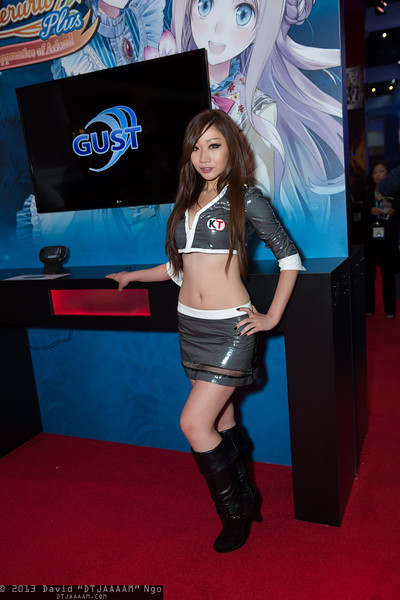 Koei Tecmo Model