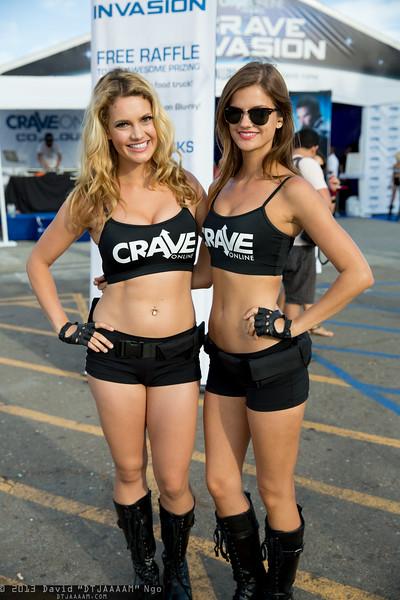 Crave Online Models