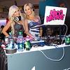 DJ Amie Rose and DJ Nico Nightingale
