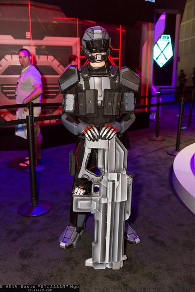 XCOM Soldier