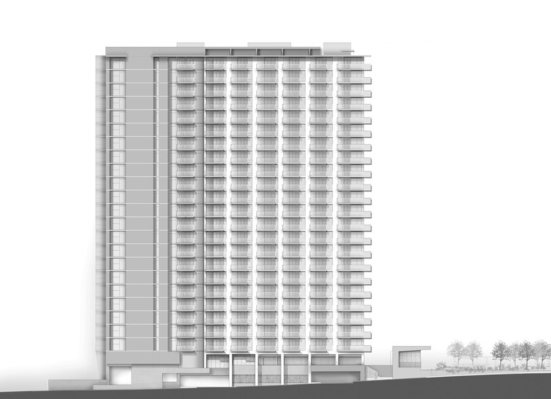 Z:\TAG Projects\hotels\Sea Mist\2007.1540.00 - Building C\Drawings\2007.1540.00 - Elevations Model (1)