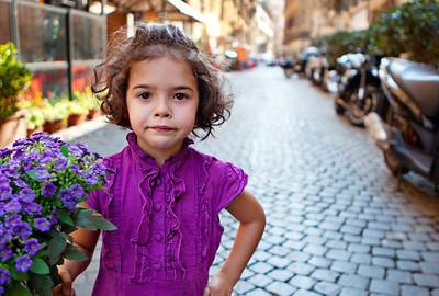 Italian Girl - Rome