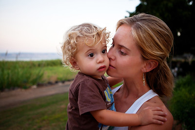 Mother and Son - Israel