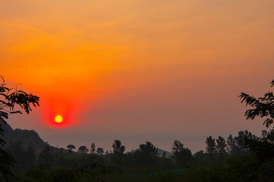 Sunrise Before 2nd Safari