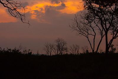 Sunset After 1st Safari