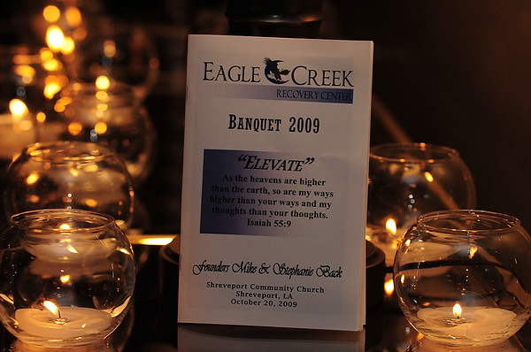 EAGLE CREEK BANQUET 2009
