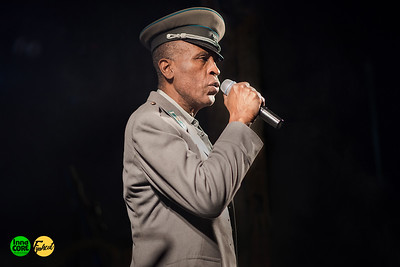 Eek A Mouse performance at KonePajaSali | Helsinki | Saturday 16.11.2019
