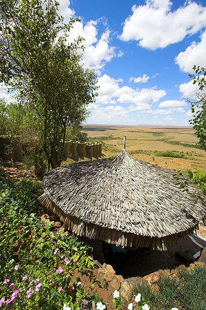 Masai Mara NR Serena Hut