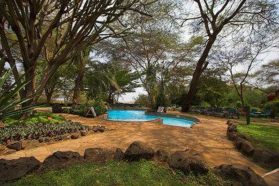 Amboseli NP Amboseli Serena Lodge
