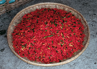 PEPPERS - KUCHING MARKET