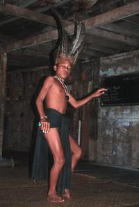 IBAN DANCER - SARAWAK