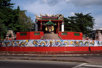 CHINESE TEMPLE - KUCHING