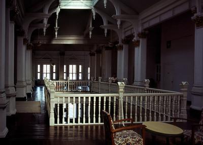 RAFFLES HOTEL, SINGAPORE - 1979