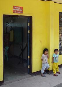 GRAMMAR SCHOOL - NORTHERN LUZON
