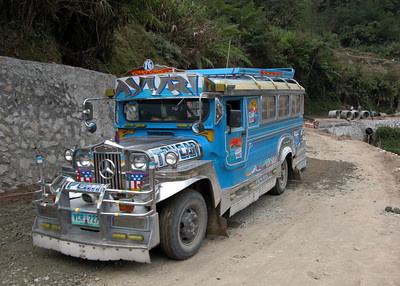JEEPNEY - NORTHERN LUZON