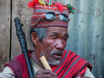 IFUGAO MAN - NORTHERN LUZON