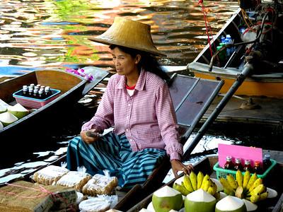 DAMNOEN SADUAK - THAILAND
