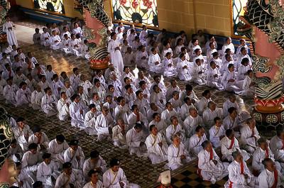 CAO DAI RELIGIOUS SECT