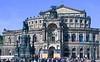 Dresden Opera House, the Semperoper.