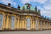 Sans Souci Palace, Potsdam Germany. Not the site of the Potsdam Conference, but nearby.