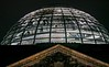 The Reichstag dome was completely demolished in WWII. The new glass design was controversial, but is well accepted today.