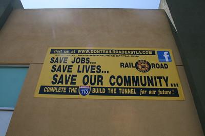 DON'T RAILROAD EAST L.A. • 06.07.15