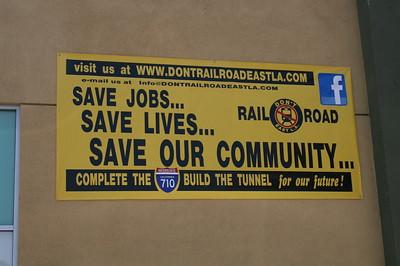 DON'T RAILROAD E.L.A. GATHERING @ SO. CAL BURGERS • 05.31.15