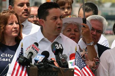 EAST L.A. CITYHOOD PRESS CONFERENCE 2008