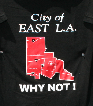 EAST L.A. CITYHOOD