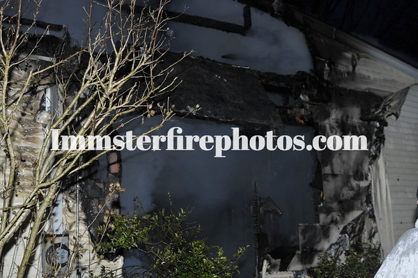 EMFD Spruce st house fire
