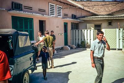 Biding time in Nha Trang