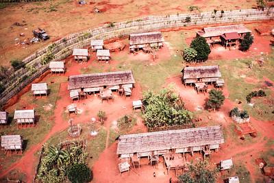 Plei Mrong - Jarai village near Pleiku