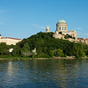 Esztergom was once the capital city of Hungary and has a population of over 30,000.