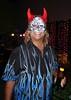 Frank Lazzaro drummer extraordinaire en costume