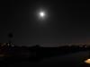 Full Moon over Lagoon