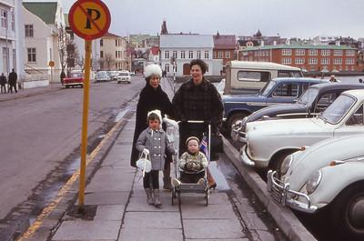 Vonarstræti 1964