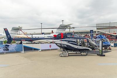 Heli Alps Bell 505 Jet Ranger X HB-ZYN 5-20-19