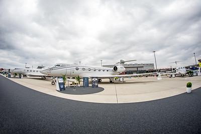 Gulfstream G500 N507GD 5-20-19 2