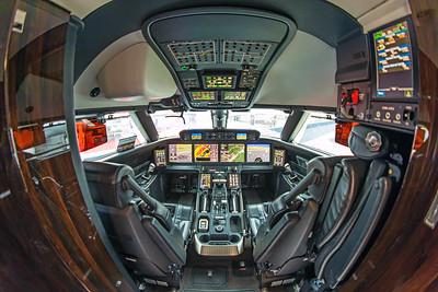 Gulfstream G600 N600G 5-20-19
