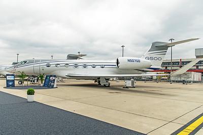 Gulfstream G500 N507GD 5-20-19
