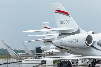 Dassault Falcon 2000S F-GFDA 5-20-19