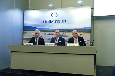 Gulfstream Press Conference 5-20-19