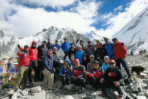 Everest Base Camp 2017