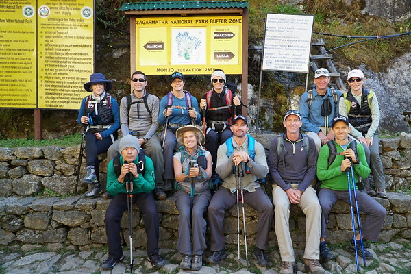 To Namche (11,500')