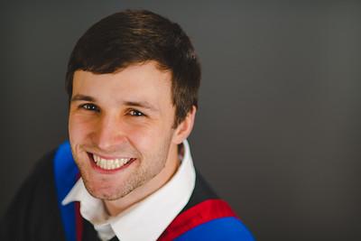 Carter's Grad Portraits