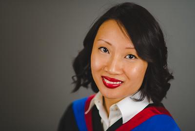 Irene's Grad Portraits