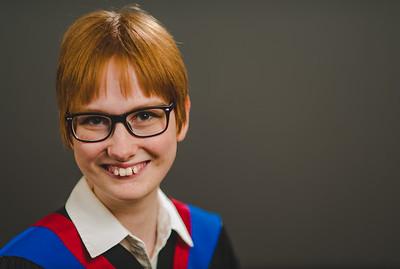Laura's Grad Portraits