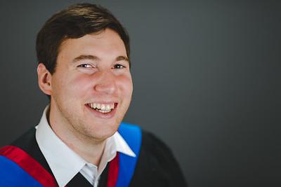 Yorge's Grad Portraits