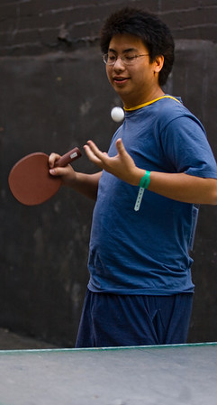 Future Ping-pong Gold Medalist